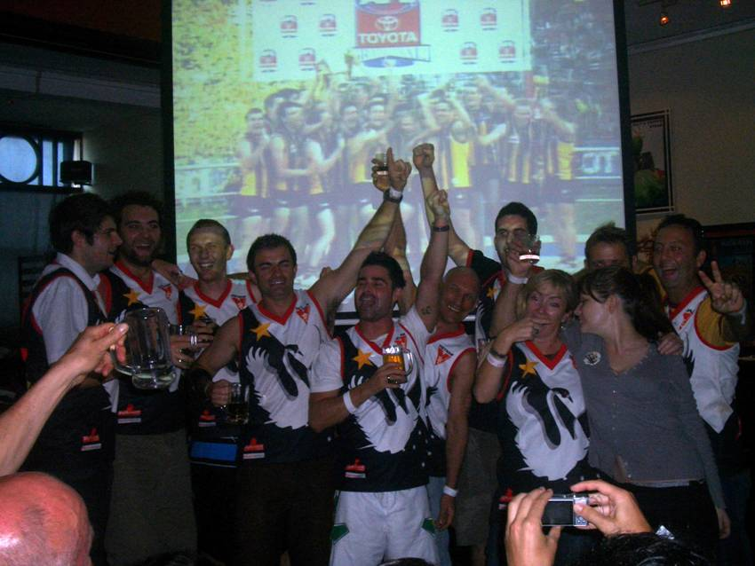 The 2008 Grand Final in Hanoi